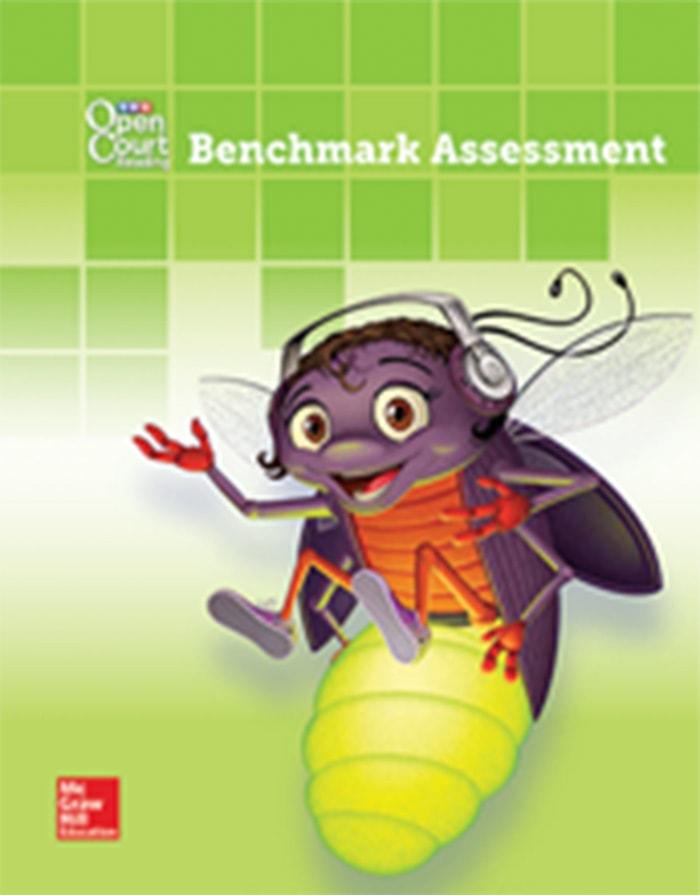Cover of Grade 2 Benchmark Assessments