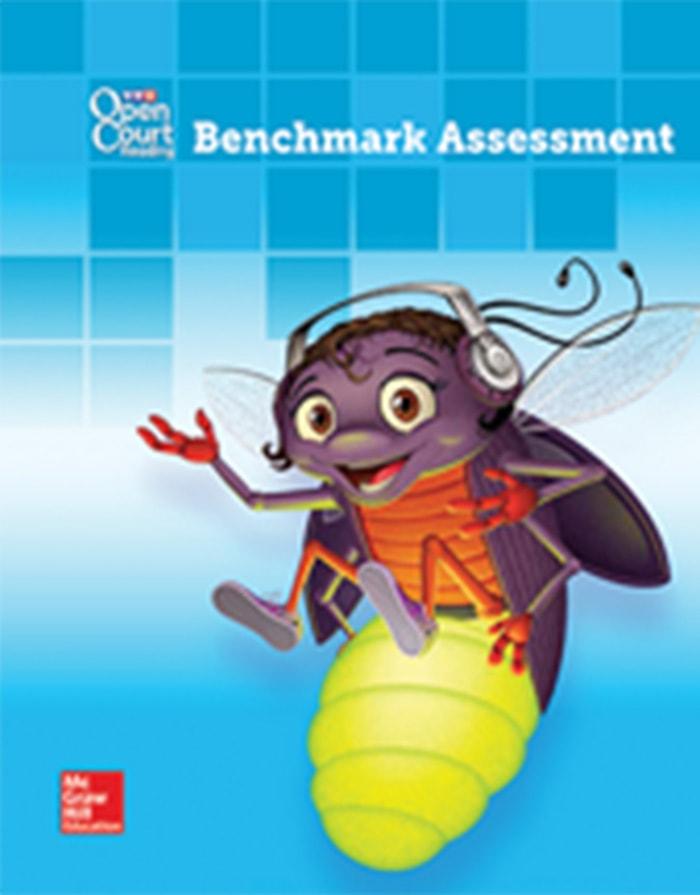 Cover of Grade 3 Benchmark Assessments