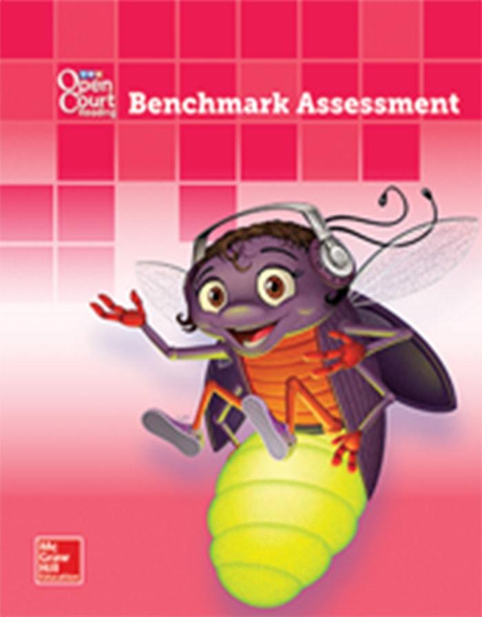 Cover of Grade K Benchmark Assessments