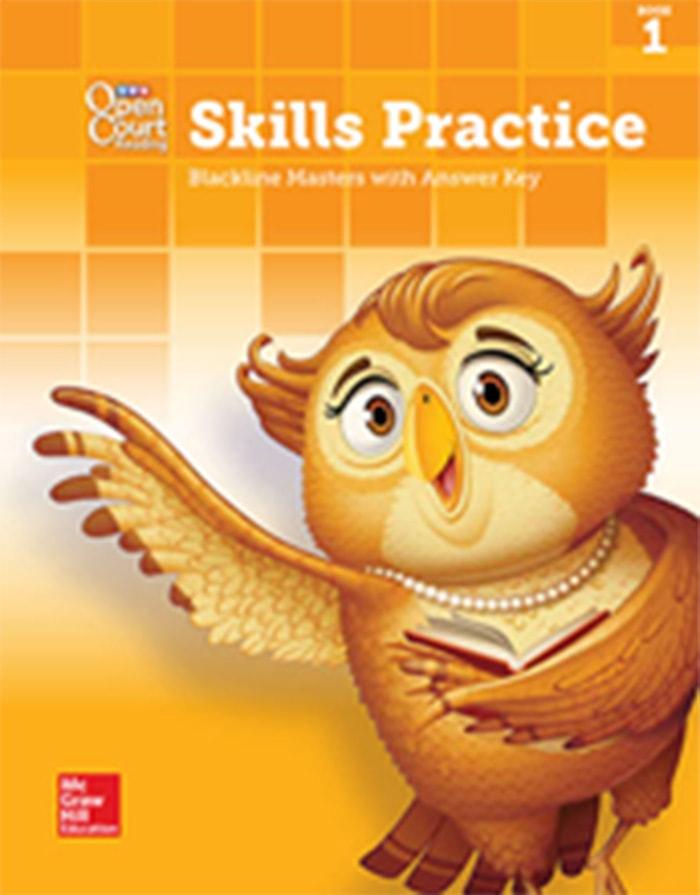 Cover of Grade 1 Skills Practice