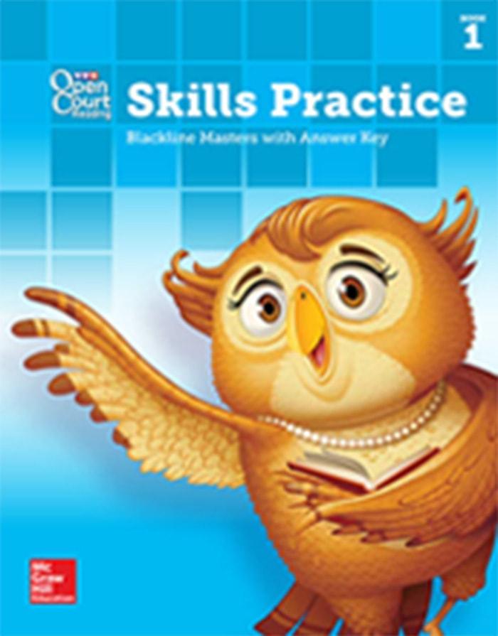 Cover of Grade 3 Skills Practice