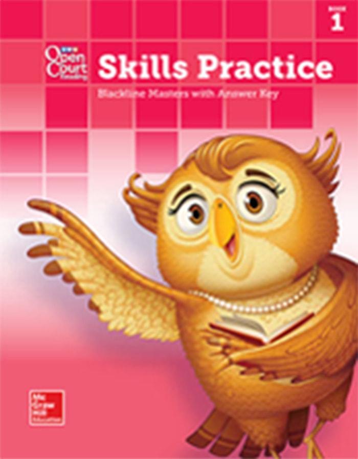 Cover of Grade K Skills Practice