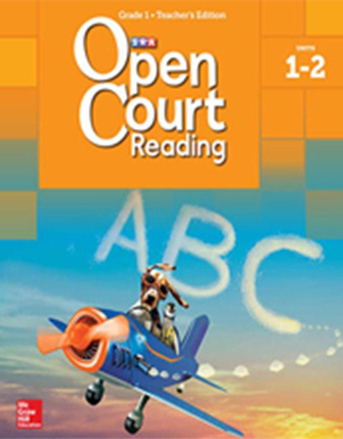 Cover of Grade 1 Teacher's Edition