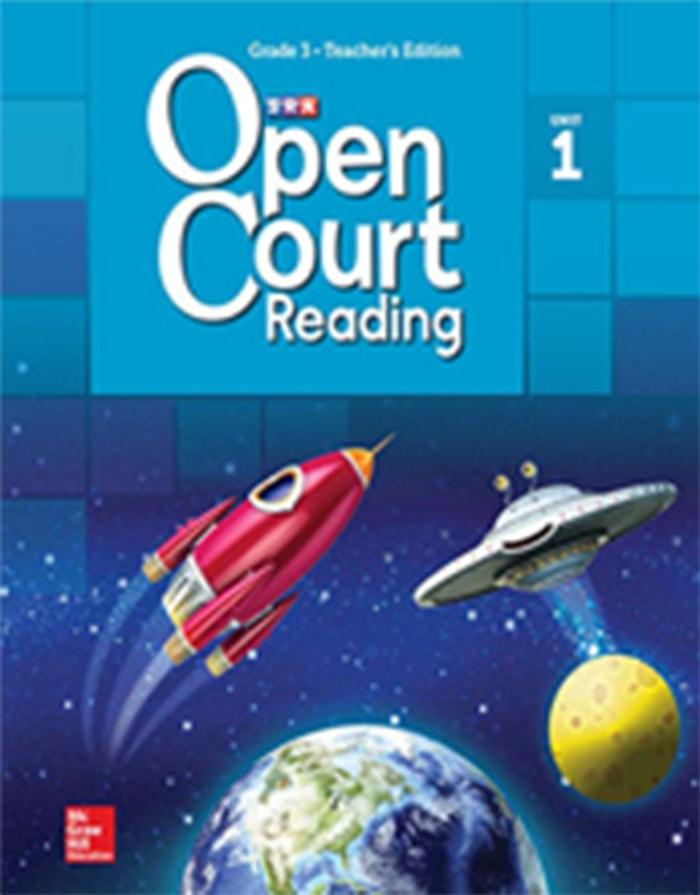 Cover of Grade 3 Teacher's Edition