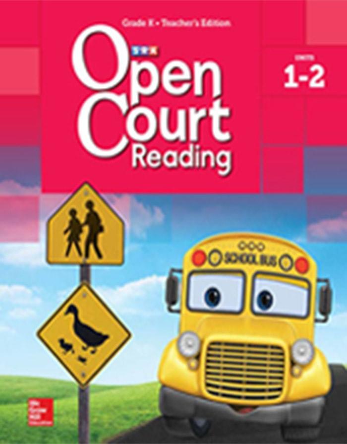 Cover of Grade K Teacher's Edition