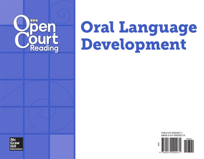 Cover of EL Oral Language Development Cards