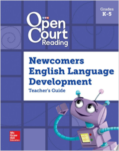 Cover of EL Newcomer Teacher Guide