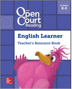 Cover of EL Teacher Resource Book