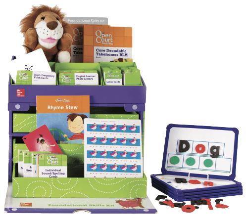 Foundational Skills Kit box