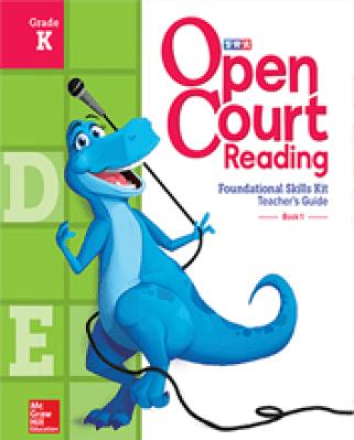 Cover of Grade K Teacher's Guide