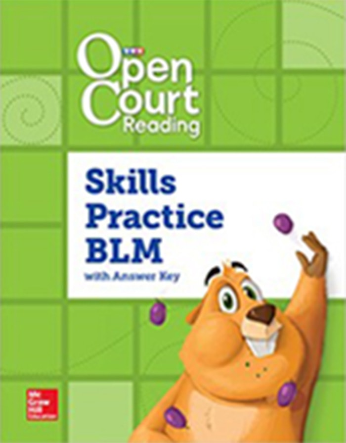 Cover of Grade 2 Skills Practice BLM with Answer Key