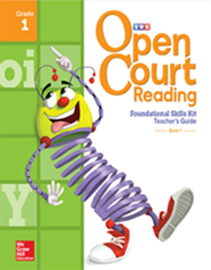 Cover of Grade 1 Teacher's Guide