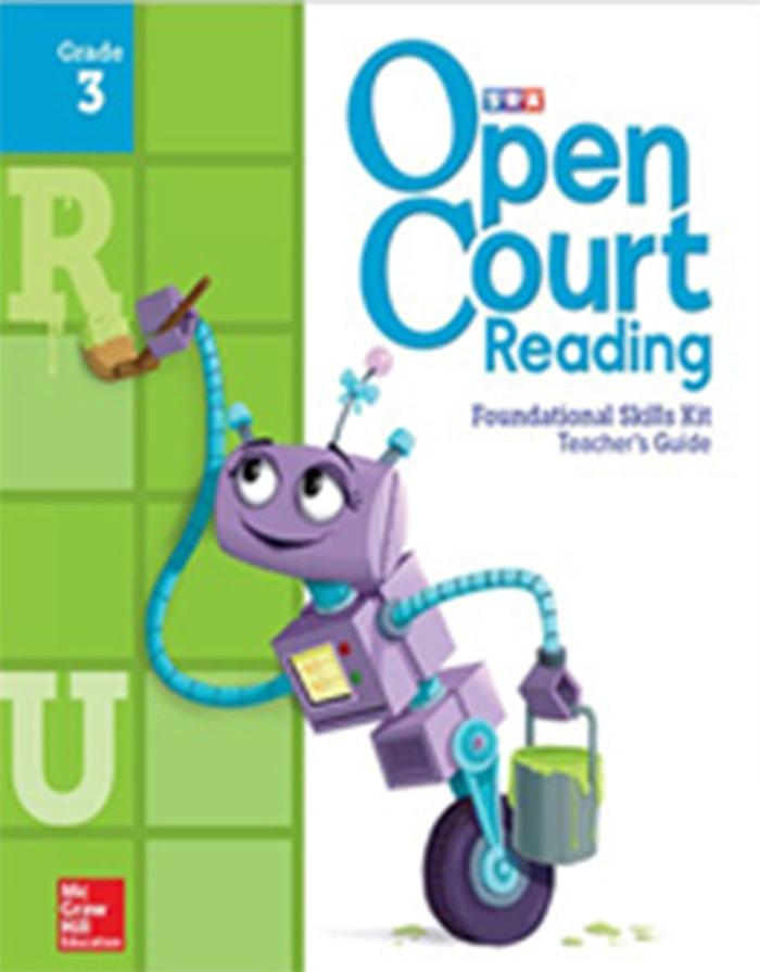 Cover of Grade 3 Teacher's Guide