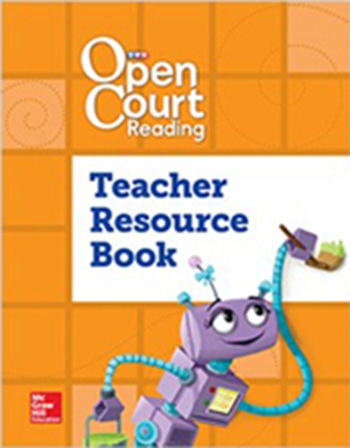 Cover of Grade 1 Teacher Resource Book
