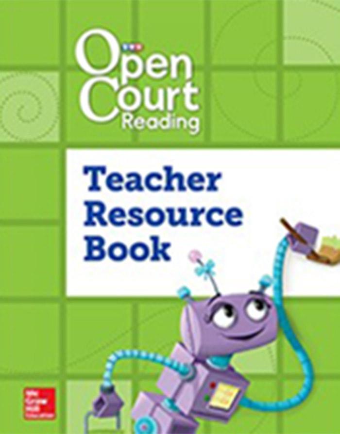 Cover of Grade 2 Teacher Resource Book