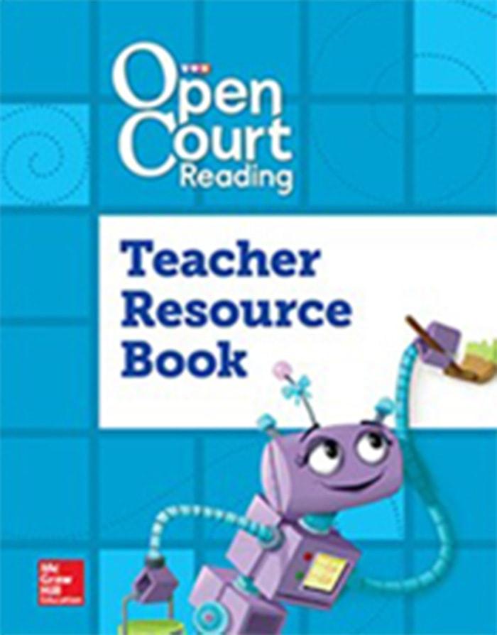 Cover of Grade 3 Teacher Resource Book