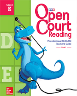 Cover of Grade K Teacher's Guide