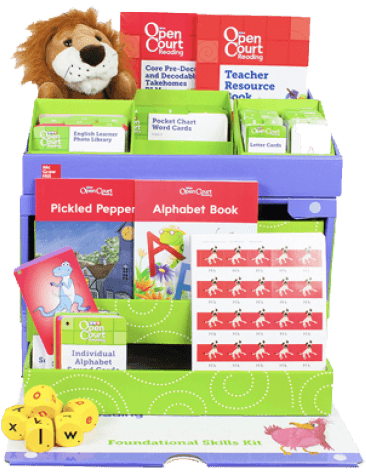 Foundational Skills Kit Box