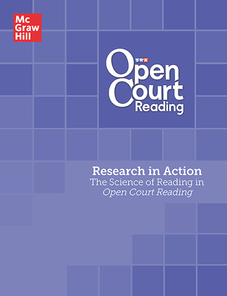 Cover for Research in Action brochure