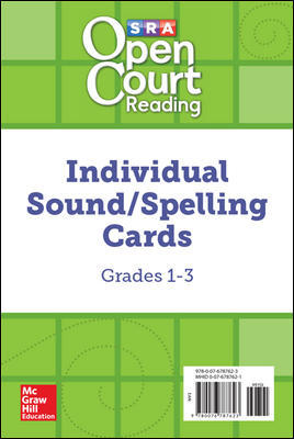 Cover of EL Sound/Spelling Cards
