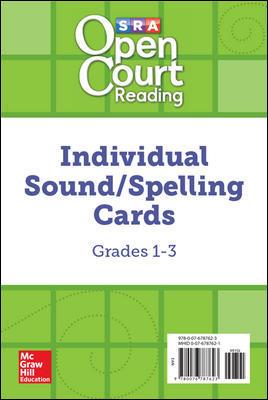 Cover of Grade 1 Alphabet Sound Cards