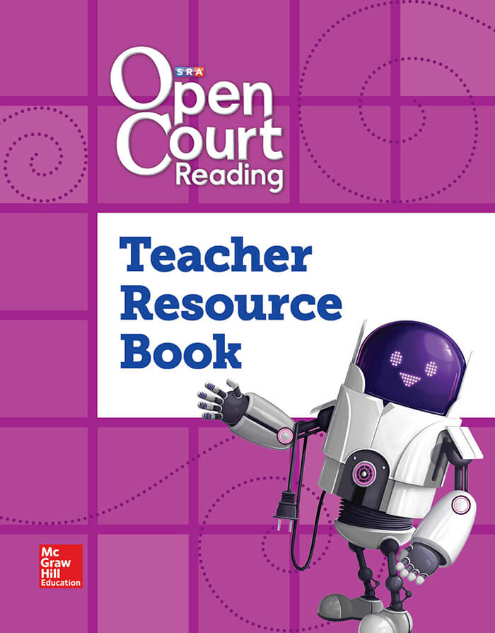 Cover of Grade 4 Teacher Resource Book