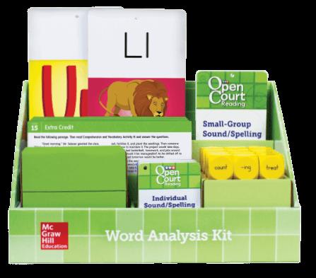 Word Analysis Kit box