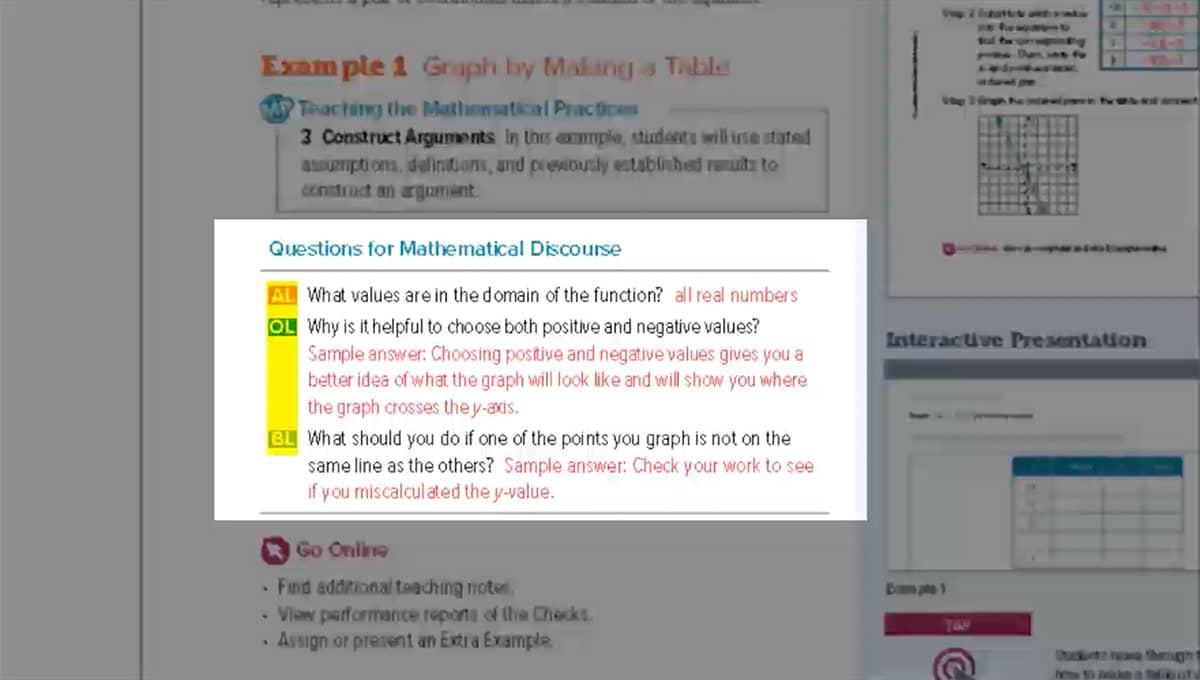 Differentiation Resources Video Screenshot