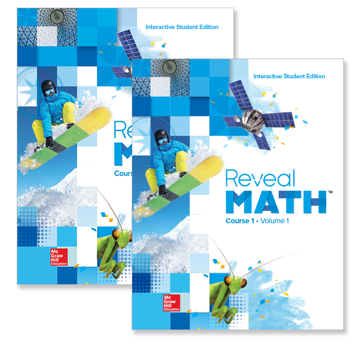 Middle School Math Curriculum | Reveal Math | McGraw-Hill