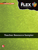 FLEX Literacy Resource Sampler cover, Secondary