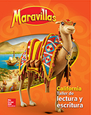 Maravillas Reading/Writing Workshop cover, Grade 3