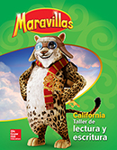 Maravillas Reading/Writing Workshop cover, Grade 4