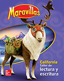 Maravillas Reading/Writing Workshop cover, Grade 5