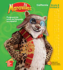 Maravillas Teacher Edition cover, Grade 4