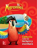Maravillas Reading/Writing Workshop cover, Grade 1