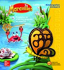 Maravillas Teacher Edition cover, Grade K
