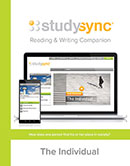 StudySync Reading/Writing Companion cover, Grade 11