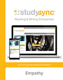 StudySync Reading/Writing Companion cover, Grade 9