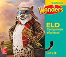 ELD Interactive Worktext cover, Grade 4
