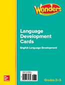 ELD Language Development Cards, Grades 2-3