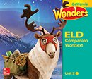 ELD Interactive Worktext cover, Grade 5