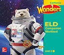 ELD Interactive Worktext cover, Grade 6