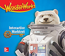 WonderWorks Companion Worktext cover, Grade 6