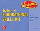 WonderWorks Foundational Skills Kit, Grades 4-6