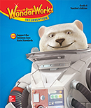 WonderWorks Intervention Edition Guide cover, Grade 6