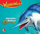 WonderWorks Companion Worktext cover, Grade 2
