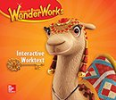 WonderWorks Companion Worketxt cover, Grade 3