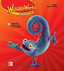 WonderWorks Intervention Teacher Edition cover, Grade 1