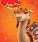 WonderWorks Intervention Teacher Guide cover, Grade 3