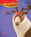 WonderWorks Intervention Teacher Edition cover, Grade 5